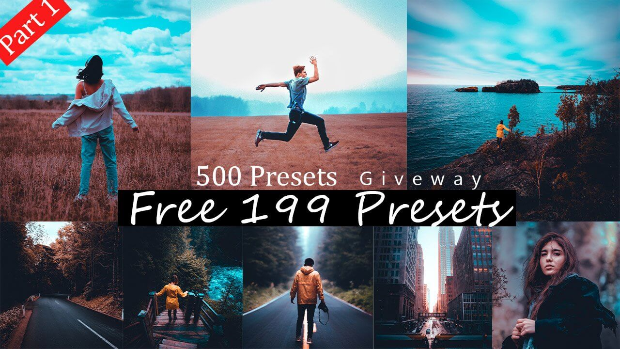 Free 199 Lightroom Presets Download XMP - Premium Presets ...